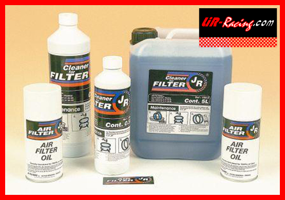 Cleaning filter kit