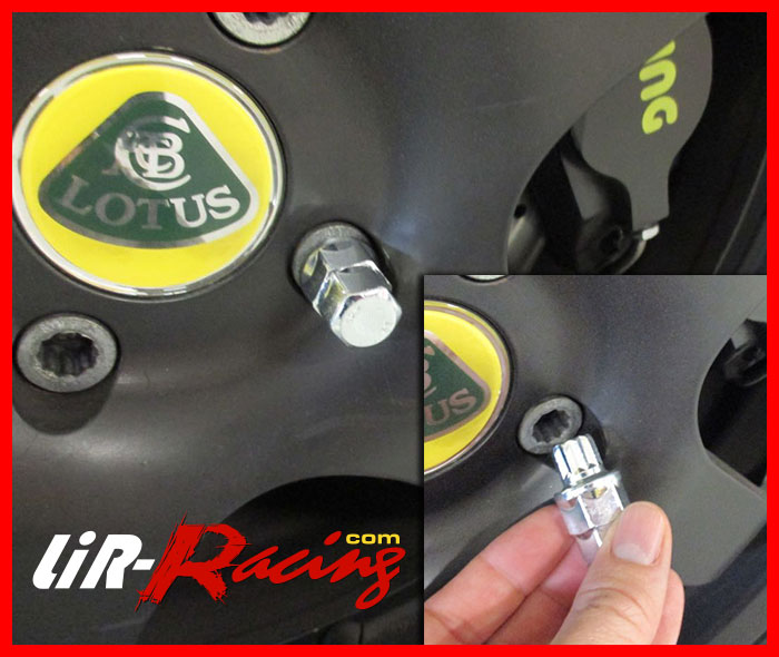 Wheel wrench Lotus S2 & Exige V6