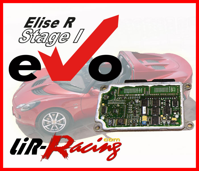 Reprogramming Casing Lotus eVo LiR Racing 111R