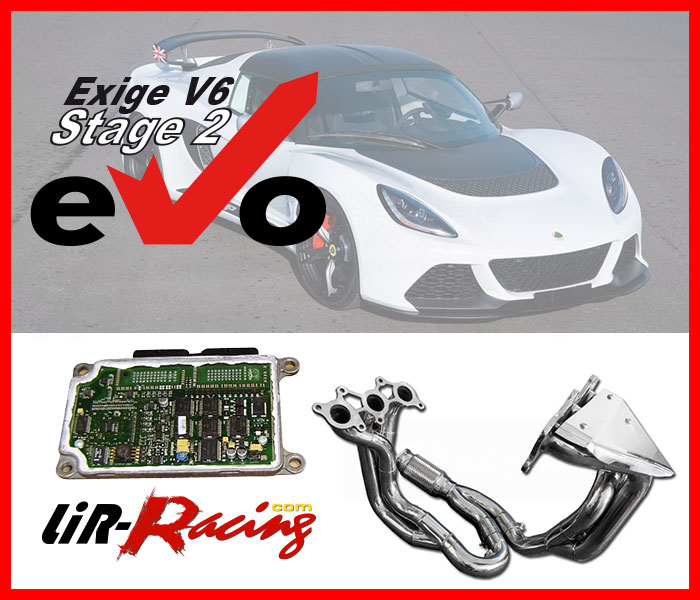 Kit Exige V6 Stage II