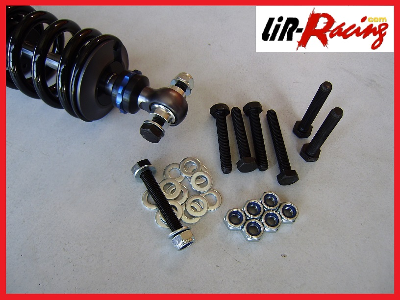 Suspension Refresh bolts and nuts kit for Lotus