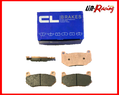 CL Brakes RC6 Pads for Kit AP Racing