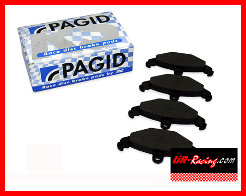 Pagid RS14 Pads for Elise/Exige/Opel