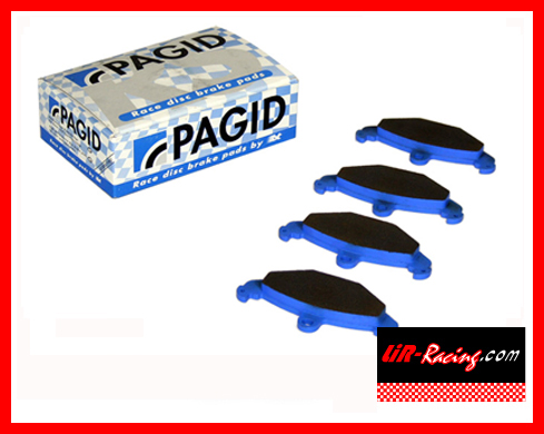 Pagid RS4.2 pads for Elise/Exige/Opel