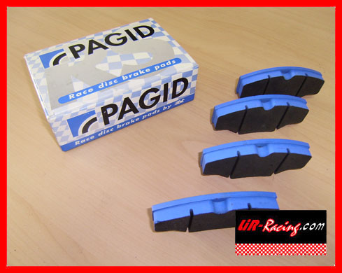 Pagid RS4.2 Pads for AP Racing Kit